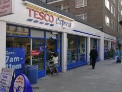 Tesco Express image