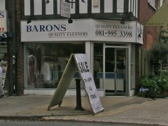 Barons Dry Cleaners image