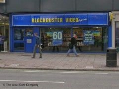 Blockbuster, exterior picture