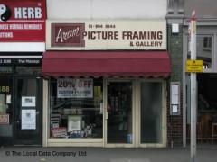 Aram Picture Framing image