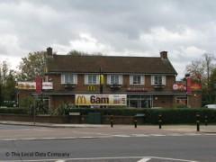 McDonalds Restaurant Old Bromley Road Fast