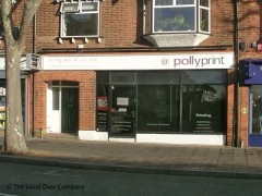 Pollyprint, exterior picture