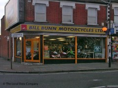 Bill Bunn Motorcycles, exterior picture