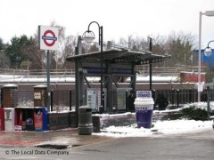 North Acton Station, exterior picture