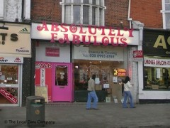 Absolutely Fabulous, exterior picture