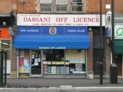 Dassani Off License image