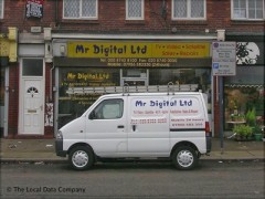 Mr Digital image