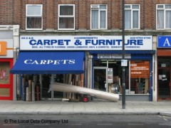 Hammersmith Carpets & Furniture, exterior picture