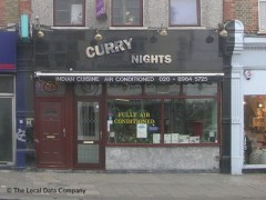 Curry Nights, exterior picture