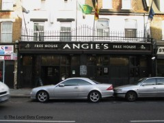Angies Freehouse, exterior picture