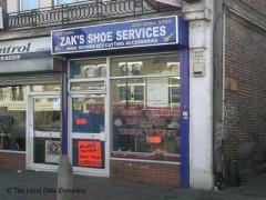 Zak's Shoe Service image