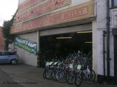Cycle King, exterior picture