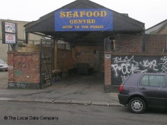 Seafood Centre, exterior picture