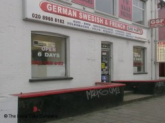 German Swedish French Car Parts 843 Harrow Road London Car