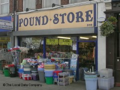 Pound Store, exterior picture