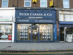 Peter Carrol & Co, exterior picture
