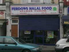 Ferdows Halal Food image