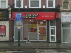 Pizza Hut Direct 18 North End Road London Fast Food