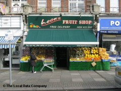 Leon\'s Fruit Shop, exterior picture