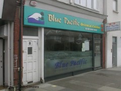 Blue Pacific, exterior picture