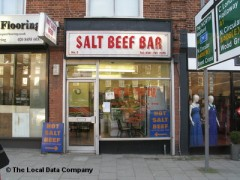 Salt Beef Bar, exterior picture