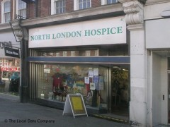 North London Hospice, exterior picture