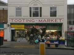 Tooting Market, exterior picture