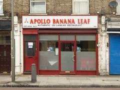 Apollo Banana Leaf image