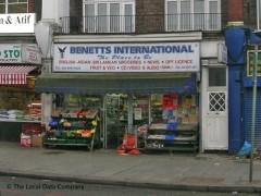 Benetts International image