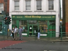Mixed Blessings image