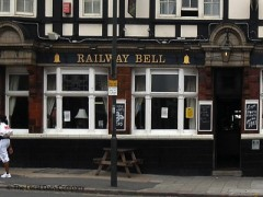 The Railway Bell, exterior picture