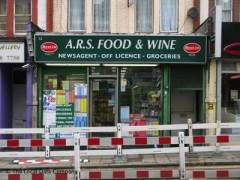 A R S Food & Wine image