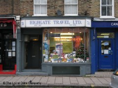 Highgate Travel, exterior picture