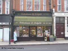 Delicatessen & Delights, exterior picture