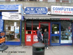 N W Cars, exterior picture