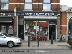 Army & Navy Store, exterior picture