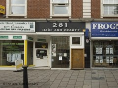 281 Hair & Beauty, exterior picture