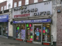 Holloway Stationers & Bookshop, exterior picture
