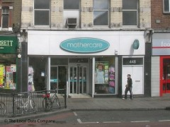Mothercare, exterior picture