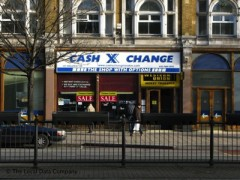 Cash X Change, exterior picture