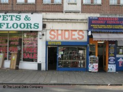 Holloway Shoes image