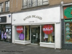 River Island, exterior picture