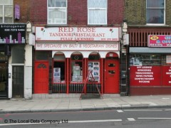 Red Rose Tandoori, exterior picture
