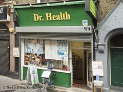 Dr Health, exterior picture