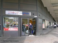 Tesco Express, exterior picture