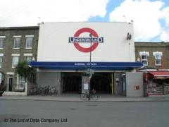 Arsenal Station image