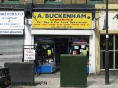 A Buckenham Locksmith image
