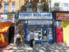 Video Xchange, exterior picture