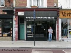 Haydar's Salon image