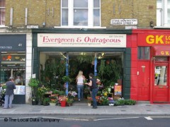 Evergreen & Outrageous, exterior picture